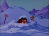 Том и Джерри - Дикий снежный кот